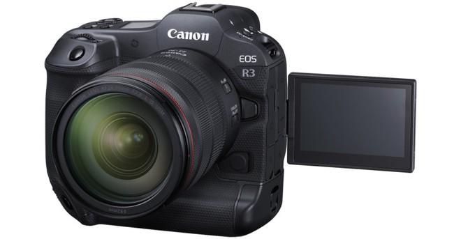 Cùng nghe thử tiếng màn trập như súng tiểu liên của Canon EOS R3 khi chụp ở tốc độ 30FPS - Ảnh 1.