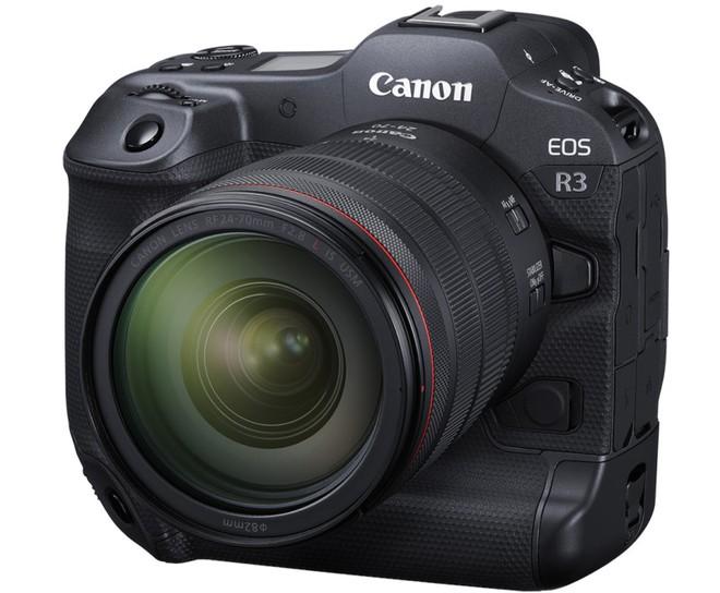 Cùng nghe thử tiếng màn trập như súng tiểu liên của Canon EOS R3 khi chụp ở tốc độ 30FPS - Ảnh 3.