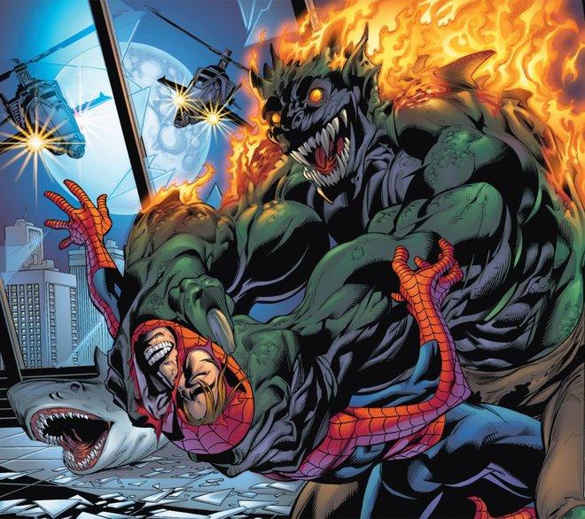 Những biến thể của Green Goblin có thể đánh cho nhện nhọ No Way Home theo đúng nghĩa đen - Ảnh 2.