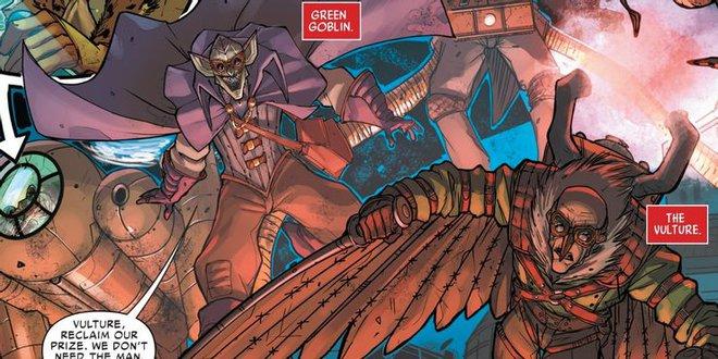 Những biến thể của Green Goblin có thể đánh cho nhện nhọ No Way Home theo đúng nghĩa đen - Ảnh 7.
