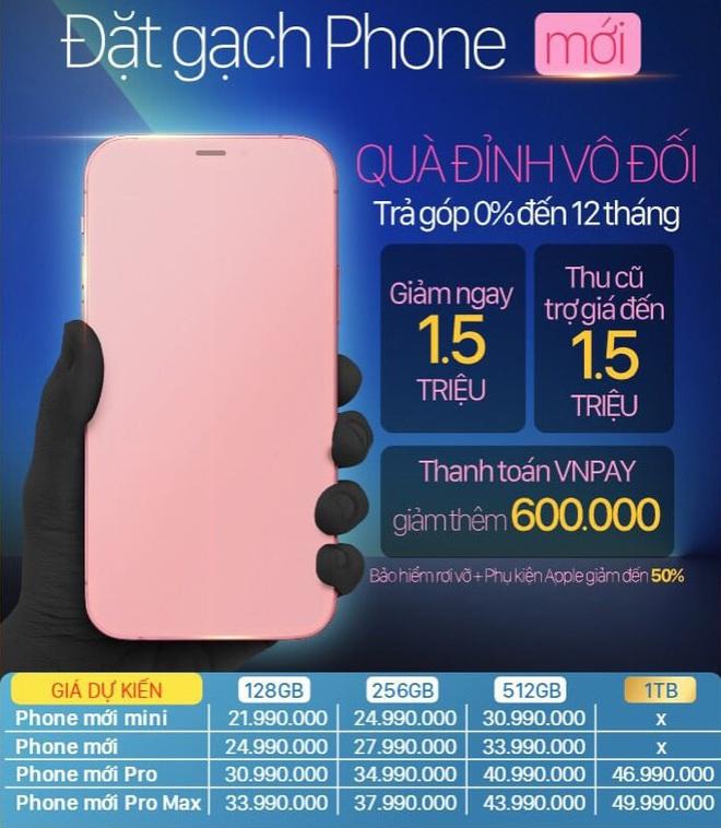 Một nhà bán lẻ Việt Nam bị Apple phạt vì lách luật nhận đặt cọc iPhone 13 - Ảnh 5.