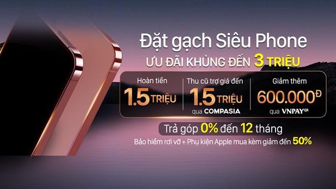 Một nhà bán lẻ Việt Nam bị Apple phạt vì lách luật nhận đặt cọc iPhone 13 - Ảnh 4.