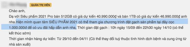 Một nhà bán lẻ Việt Nam bị Apple phạt vì lách luật nhận đặt cọc iPhone 13 - Ảnh 3.