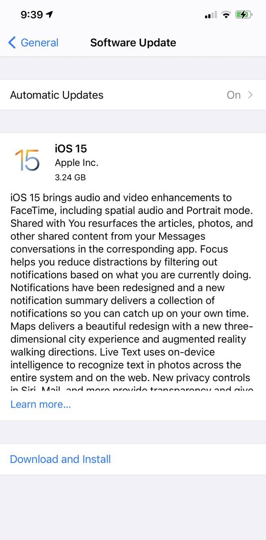 Apple phát hành iOS 15 và iPadOS 15 chính thức - Ảnh 3.