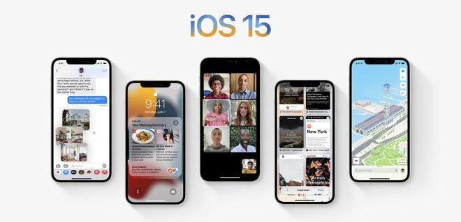 Apple phát hành iOS 15 và iPadOS 15 chính thức - Ảnh 2.