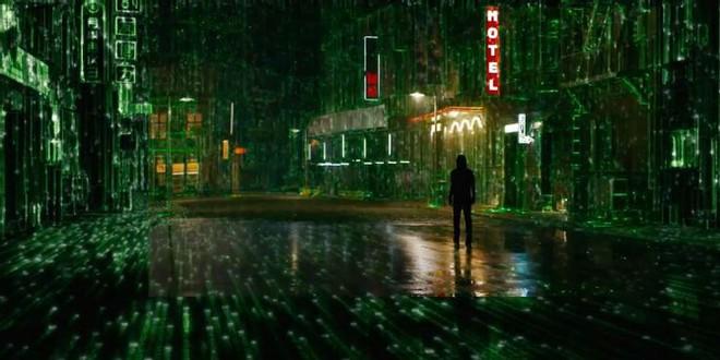 Lú não với giả thuyết ma trận trong ma trận: Không có sự hồi sinh nào cả, The Matrix (1999) thực chất chỉ là 1 bộ phim trong The Matrix: Resurrections - Ảnh 1.