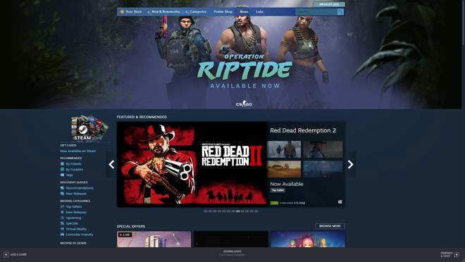 Tính năng mới sắp lên Steam: cho phép chơi game trước khi tải xong, game có thể load nhanh hơn trước - Ảnh 1.