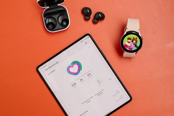 Galaxy Watch 4 là miếng ghép hoàn hảo cho hệ sinh thái của Samsung - Ảnh 5.
