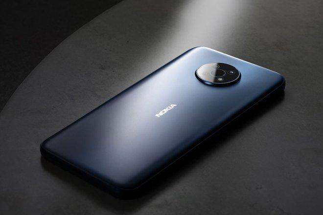 Nokia G50 ra mắt: Smartphone 5G giá chỉ 300 USD, pin trâu và 2 năm cam kết cập nhật hệ điều hành - Ảnh 1.