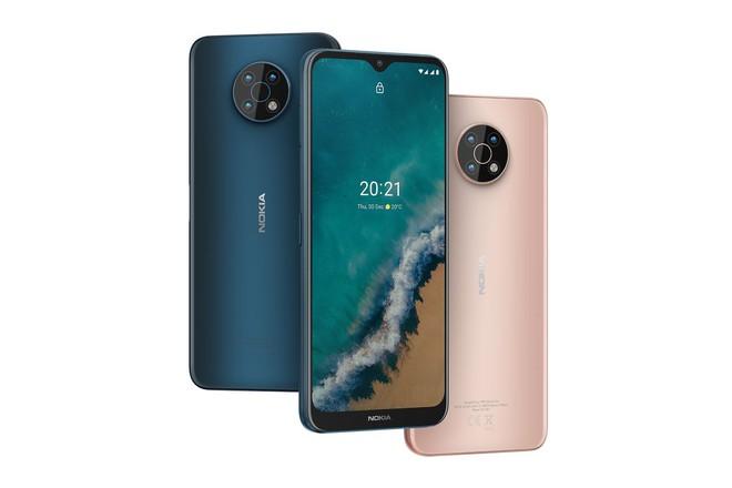 Nokia G50 ra mắt: Smartphone 5G giá chỉ 300 USD, pin trâu và 2 năm cam kết cập nhật hệ điều hành - Ảnh 2.