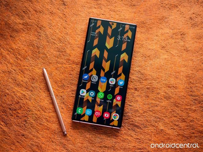 Samsung Galaxy S22 Ultra có thể sẽ là truyền nhân đích thực của Note20 Ultra - Ảnh 1.