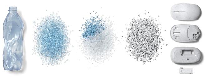 Microsoft ra mắt chuột Ocean Plastic với vỏ làm từ rác thải nhựa đại dương, giá 25 USD - Ảnh 5.