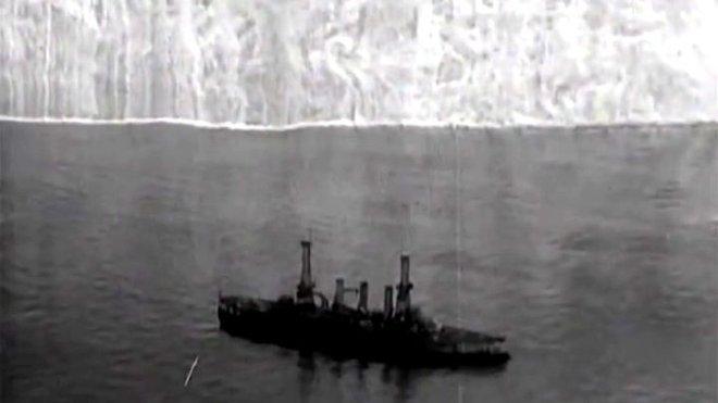 Vào năm 1923, quân đội Mỹ đã tạo ra một bức tường lớn trên bầu trời ngăn cách đại dương, có thể làm mù mắt tàu chiến! - Ảnh 6.