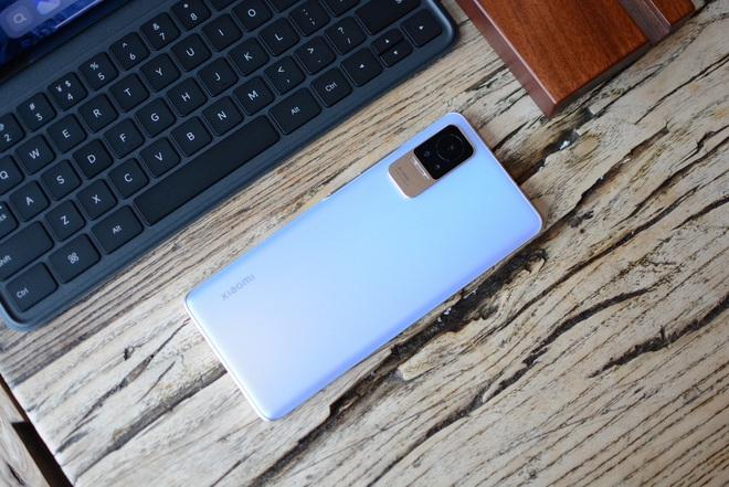Đây là Xiaomi CIVI: Smartphone mới của Xiaomi chuẩn bị ra mắt vào ngày 27/9 tới đây - Ảnh 5.