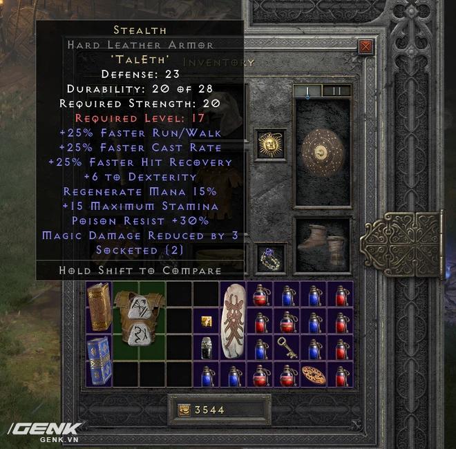 Dù mới bắt đầu hay vừa quay lại Diablo II, bạn cũng đều nên chọn hai nhân vật sau - Ảnh 3.