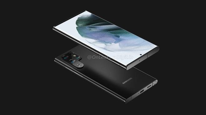 Đây là Galaxy S22 Ultra: Thiết kế cụm camera mới, có khe cắm bút S Pen nhằm thay thế cho dòng Note - Ảnh 2.
