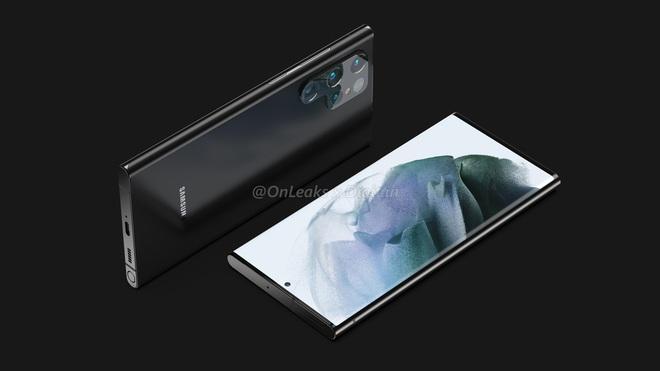 Đây là Galaxy S22 Ultra: Thiết kế cụm camera mới, có khe cắm bút S Pen nhằm thay thế cho dòng Note - Ảnh 3.