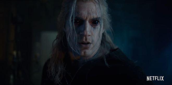 Netflix tung trailer mới cho The Witcher mùa 2: Geralt đại chiến với ma cà rồng, Yennefer trở thành tù binh của Nilfgaard - Ảnh 6.