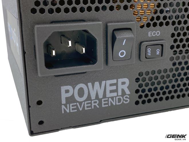 Mở hộp và cảm nhận nhanh nguồn FSP Hydro G Pro 750W: giá cả cạnh tranh so với tính năng mang lại - Ảnh 5.