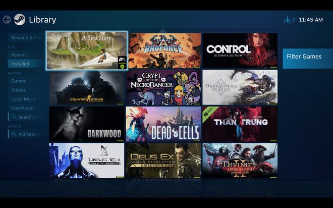 Valve công bố loạt thông tin mới về Steam Deck: hỗ trợ cả game không có trên Steam, cài được nhiều OS một lúc, cáp sạc mét rưỡi - Ảnh 2.