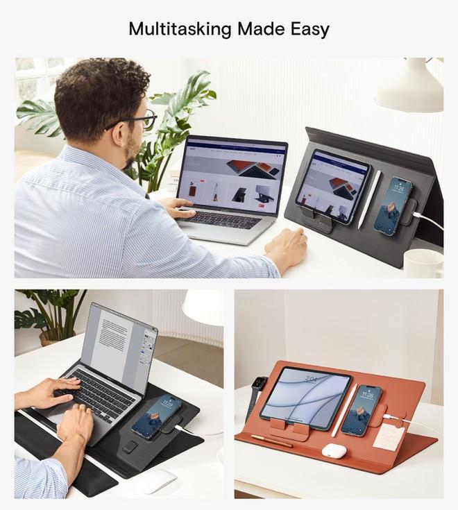 MOFT lại ra mắt giá đỡ đa năng mới dùng cho cả laptop, điện thoại..., mới vài ngày đã thu về hơn 5 tỷ vốn - Ảnh 5.