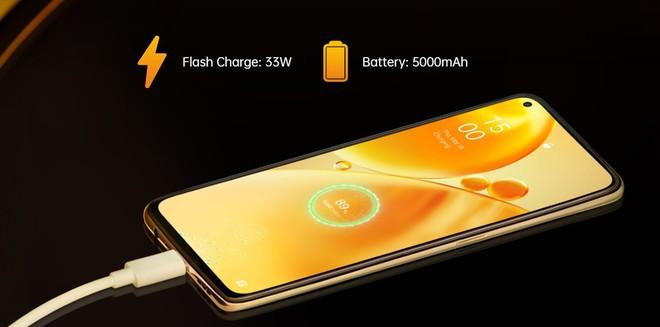 OPPO F19s ra mắt: Màn hình AMOLED, Snapdragon 662, pin 5000mAh, giá 6.1 triệu đồng - Ảnh 5.
