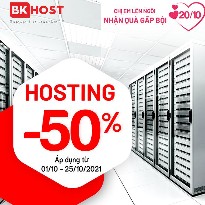 Hosting BKHOST - Dịch vụ Hosting giá rẻ, uy tín tại Việt Nam - Ảnh 2.