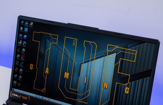 Trên tay ASUS TUF Gaming F17 (FX706H series): Cải tiến từ ngoài vào trong, cân đối giữa học hành, làm việc và chơi game - Ảnh 5.