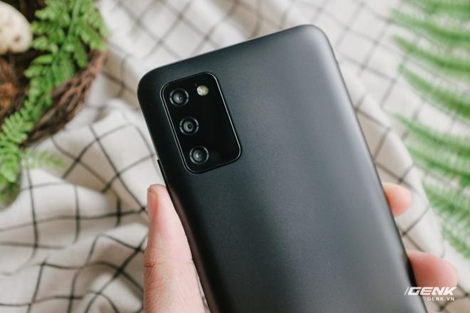 Mở hộp Samsung Galaxy A03s: Smartphone cơ bản với pin lớn 5000mAh, giá từ 3.1 triệu Đồng - Ảnh 5.