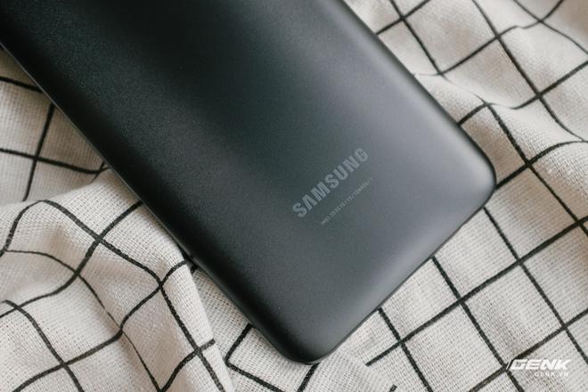 Mở hộp Samsung Galaxy A03s: Smartphone cơ bản với pin lớn 5000mAh, giá từ 3.1 triệu Đồng - Ảnh 6.