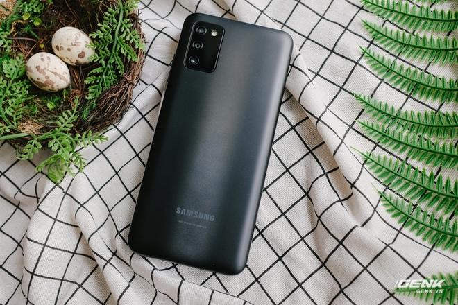 Mở hộp Samsung Galaxy A03s: Smartphone cơ bản với pin lớn 5000mAh, giá từ 3.1 triệu Đồng - Ảnh 4.