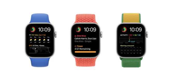 Apple Watch Series 7 sẽ có màn hình lớn hơn, đẹp hơn - Ảnh 1.
