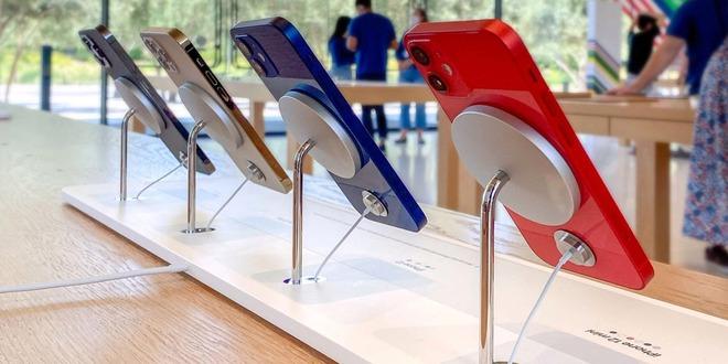 Thị phần iPhone suy giảm mạnh trước thời điểm iPhone 13 ra mắt - Ảnh 1.