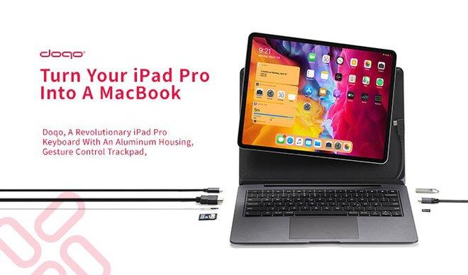 Chiếc case này biến iPad Pro thành laptop: Bàn phím xịn, đủ cổng kết nối, trackpad to như Macbook, mua sớm để giá giảm đến 40% - Ảnh 6.