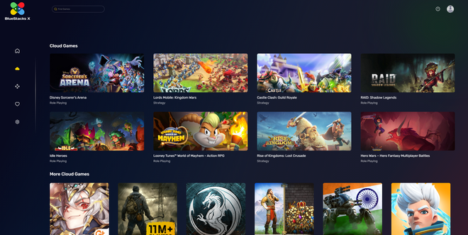 BlueStacks vừa ra mắt phiên bản BlueStacks X, người dùng giờ đây có thể chơi game di động trên dịch vụ đám mây ngay từ trình duyệt web - Ảnh 2.