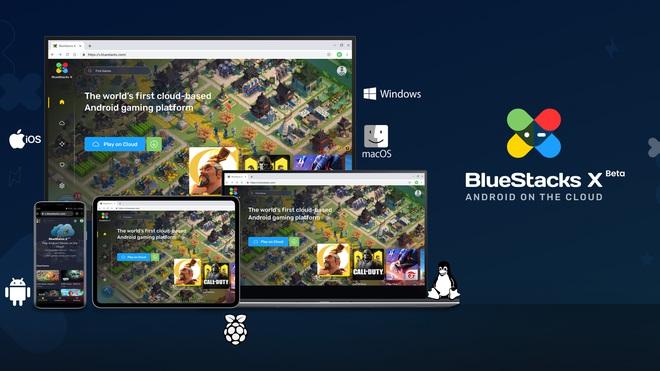 BlueStacks vừa ra mắt phiên bản BlueStacks X, người dùng giờ đây có thể chơi game di động trên dịch vụ đám mây ngay từ trình duyệt web - Ảnh 1.