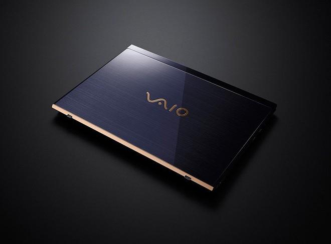 VAIO ra mắt laptop đặc biệt kỷ niệm 5 năm thành lập thương hiệu - Ảnh 1.