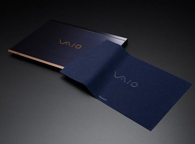 VAIO ra mắt laptop đặc biệt kỷ niệm 5 năm thành lập thương hiệu - Ảnh 3.
