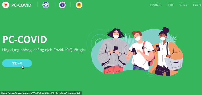 Trải nghiệm sử dụng app PC-COVID: Lỗi ngay từ khâu đăng nhập - Ảnh 2.