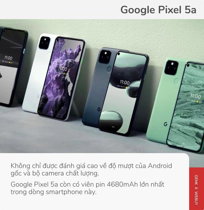 """Android Central gợi ý 9 điện thoại Android vừa xịn vừa có pin """"trâu"""" nhất - Ảnh 6."""