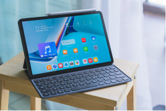 Huawei ra mắt máy tính bảng MatePad 11 tại VN: Màn hình 120Hz, Snapdragon 865, giá từ 14 triệu đồng - Ảnh 1.