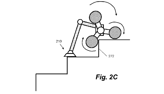 Dyson sáng chế robot hút bụi với khả năng leo cầu thang - Ảnh 1.