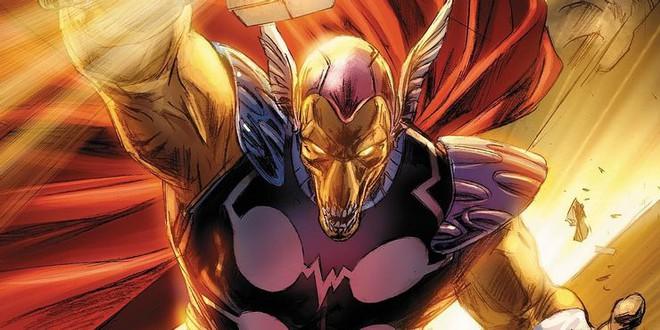 Ngoài Thor ra thì đây là những nhân vật xứng đáng và có thể nâng được cây búa thần của Marvel - Ảnh 3.