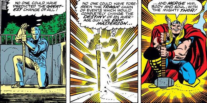 Ngoài Thor ra thì đây là những nhân vật xứng đáng và có thể nâng được cây búa thần của Marvel - Ảnh 7.