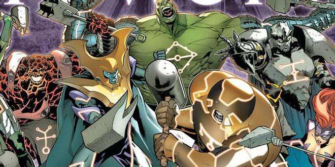 Ngoài Thor ra thì đây là những nhân vật xứng đáng và có thể nâng được cây búa thần của Marvel - Ảnh 5.