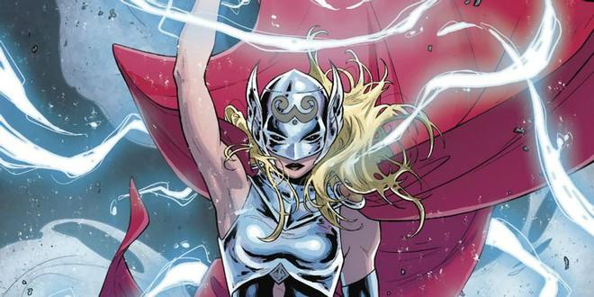 Ngoài Thor ra thì đây là những nhân vật xứng đáng và có thể nâng được cây búa thần của Marvel - Ảnh 2.