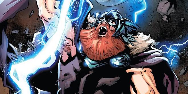 Ngoài Thor ra thì đây là những nhân vật xứng đáng và có thể nâng được cây búa thần của Marvel - Ảnh 4.