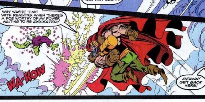 Ngoài Thor ra thì đây là những nhân vật xứng đáng và có thể nâng được cây búa thần của Marvel - Ảnh 9.