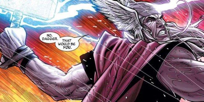 Ngoài Thor ra thì đây là những nhân vật xứng đáng và có thể nâng được cây búa thần của Marvel - Ảnh 6.