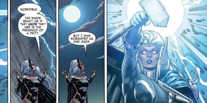 Ngoài Thor ra thì đây là những nhân vật xứng đáng và có thể nâng được cây búa thần của Marvel - Ảnh 8.